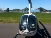 Robinson R44 with bubble windows