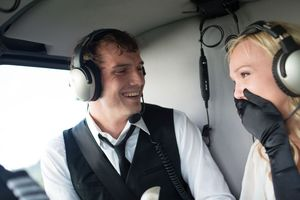 Propose on a Helicopter Ride