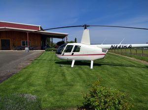 methven helicopter wine tasting tour